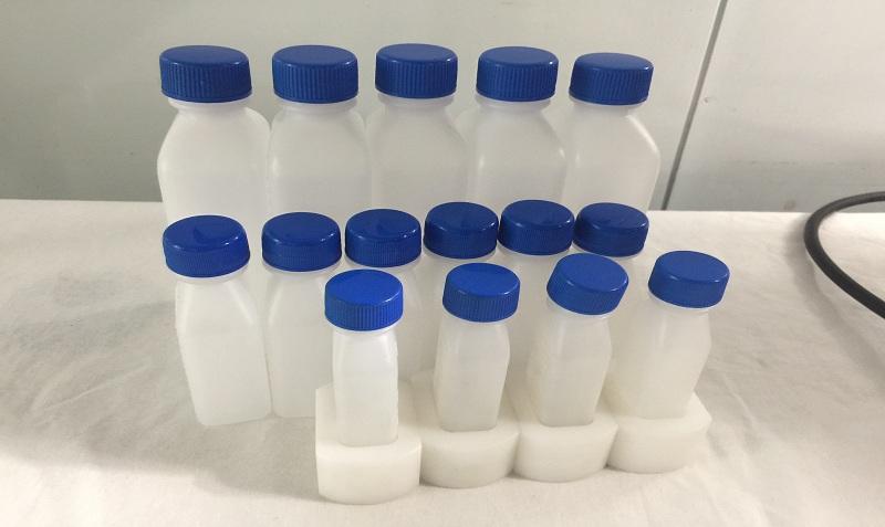 Single head Automatic plastic bottle 10-250ml pneumatic liquid cream filling machine
