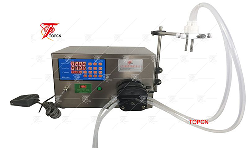 Filling Machine for Soap