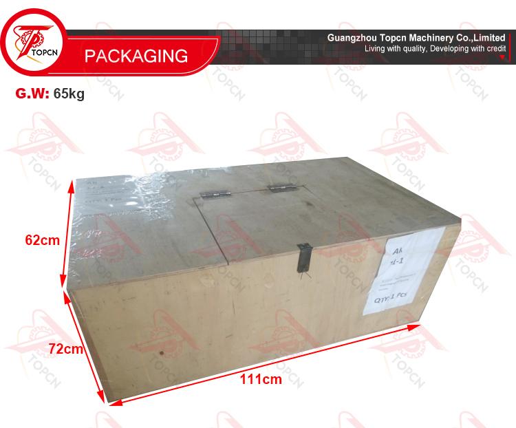 TAFM-607A  Desktop 6 Heads Magnetic Pump Liquid Filling Machine