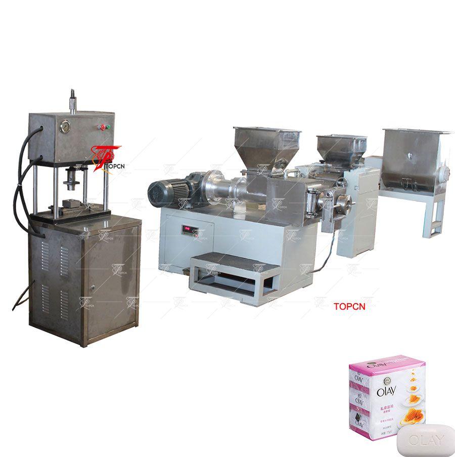 100-150L Capacity Toilet-Soap Production-Line