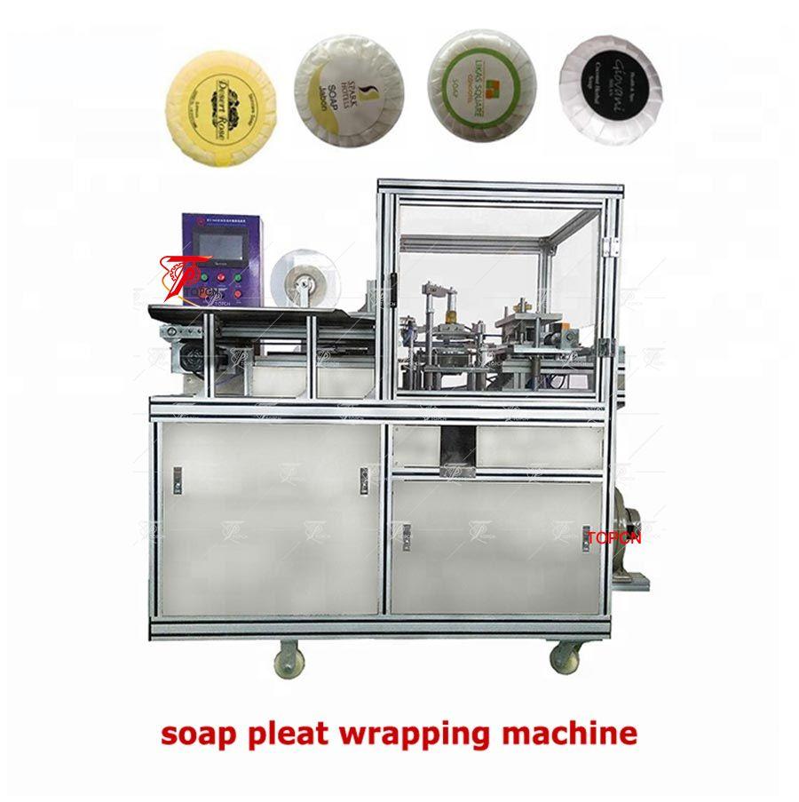 Semi-Automatic-Manual-Hotel-Laundry-Soap-Pleat