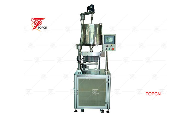 Lipstick Filling Machine