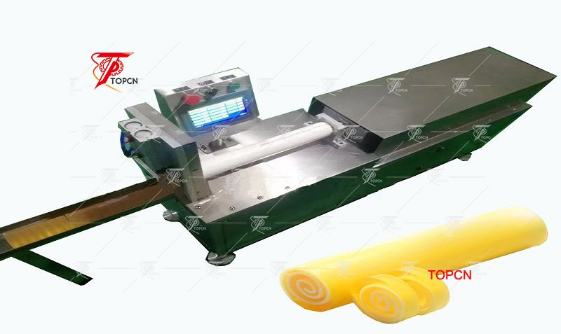 Square Tube Forming Soap Cutting Machine Long Strip Soap Slicing Machine Soap Cutter Price