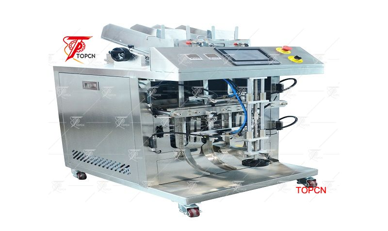 Face Mask Filling And Sealing Machine