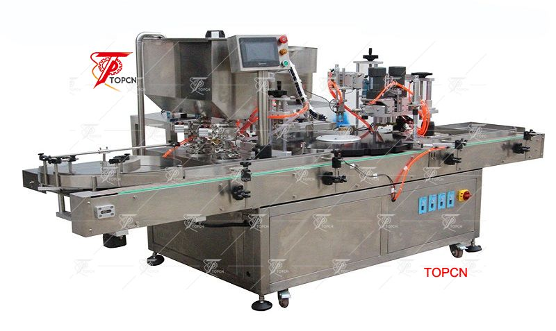 pharmaceutical automatic liquid plastic ampoule filling and sealing machine manufacturers