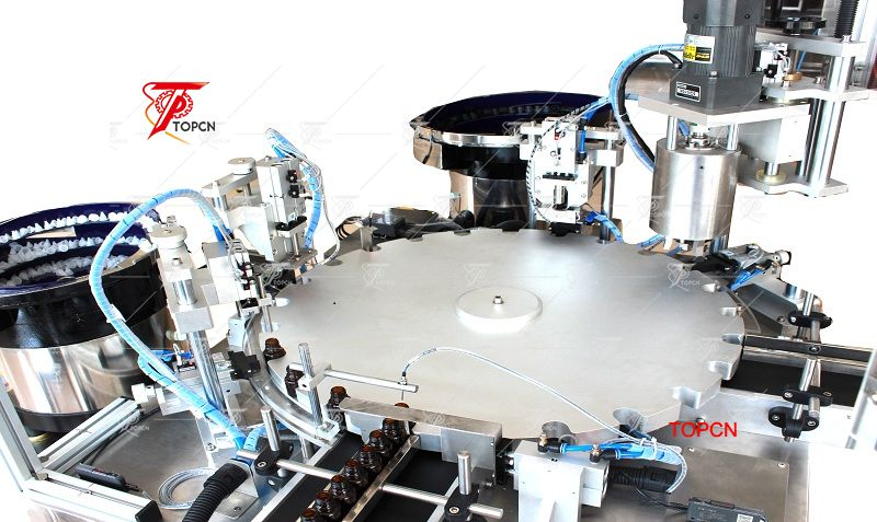 Small Bottle Automatic perfume production equipment filling line
