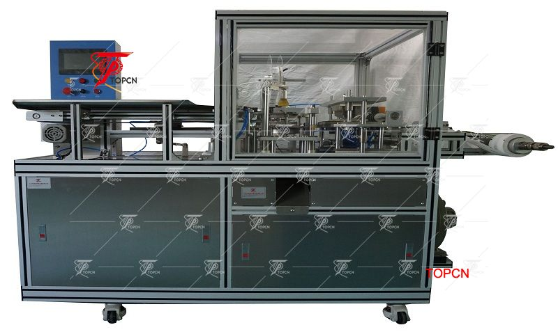Hotel manual soap packaging pleat soap wrapping machine