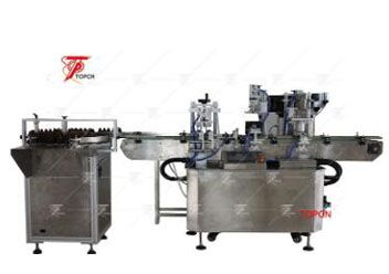 Three Selection Methods For Liquid Filling Machines