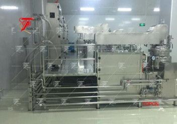 Vacuum Packaging Machine Production Process Introduction