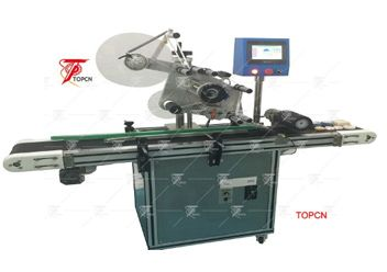 Video Of Automatic Soap Labeling Machine