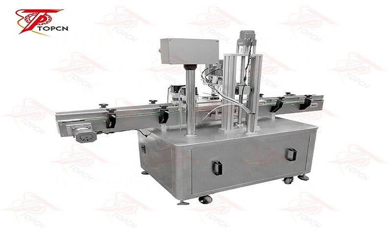Automatic Screw Bottle Capping Machine
