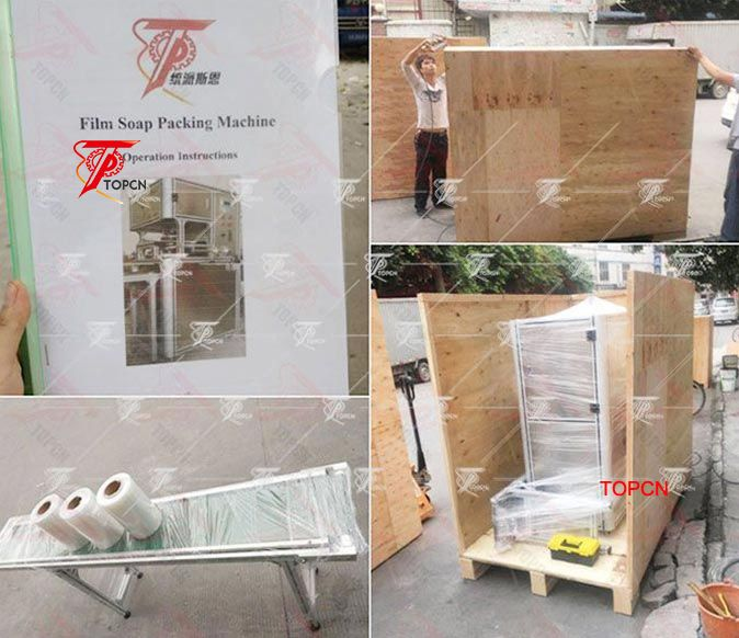Cheap and Fine Soap Stamping Machine