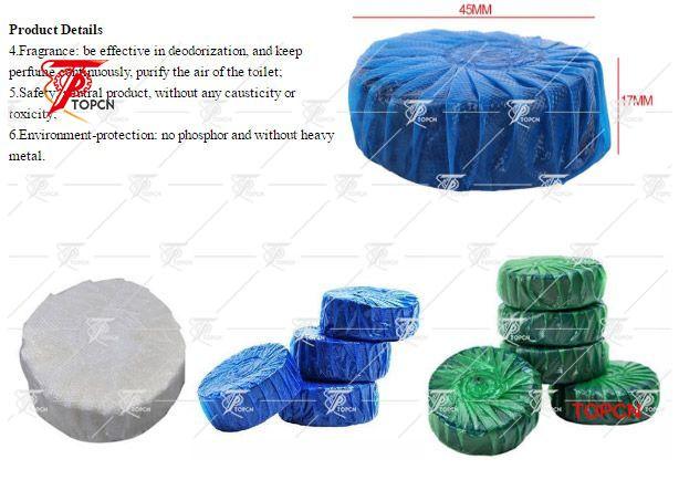 Blue Bubble Block Production line Toilet Soap Slab Plodder Machine