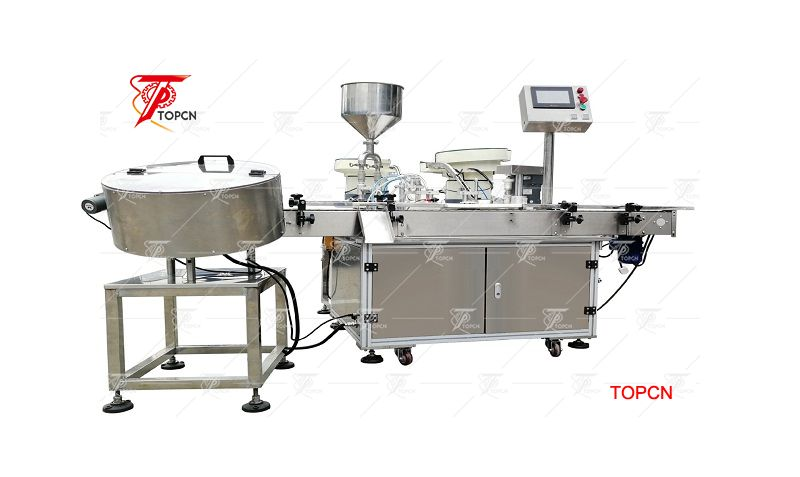 Automatic eyedrops filling capping machine line manufacturer