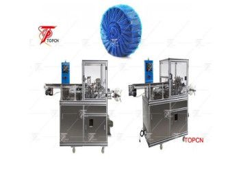 High Quality Automatic Soap Wrapping Machine