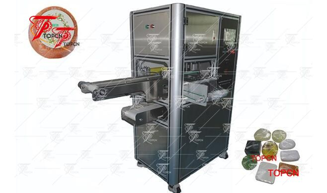 Customized Toilet Block Wrapping Machine
