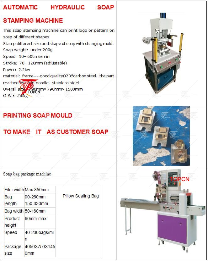 300kg Inida mini small detergent bar soap plodder machine
