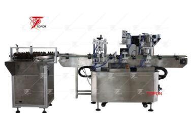 Filling Machine For Viscosity Liquid